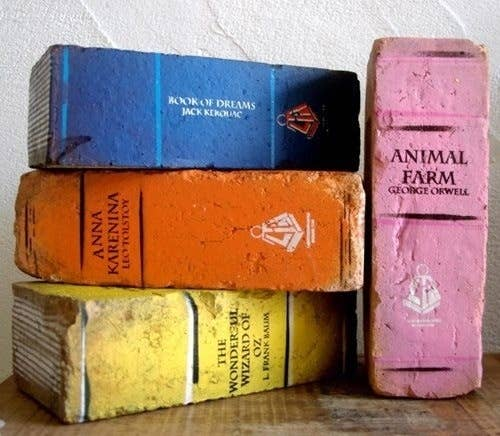 40 Lovely DIY Bookends To Adorn Your Shelves Inspiration Decorative Bookends For Sale