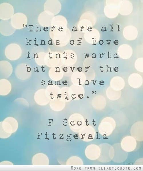 F Scott Fitzgerald Love Quotes New 48 Quotes That Make You Wish FScott Fitzgerald Would Write You A