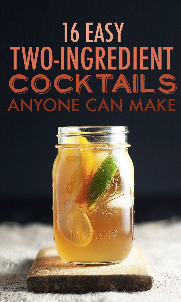 Simple rum mixed drinks for Tea and liquor recipes