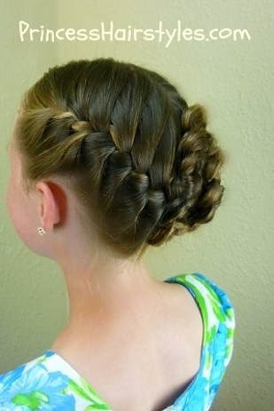 Brilliant 37 Creative Hairstyle Ideas For Little Girls Hairstyle Inspiration Daily Dogsangcom