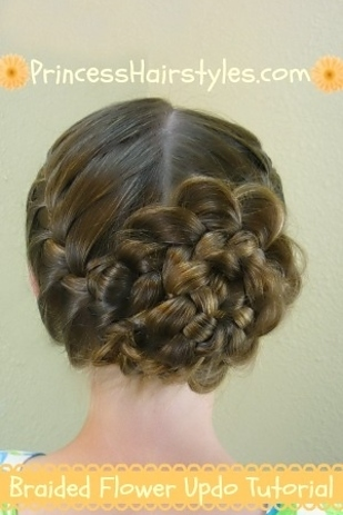 Marvelous 37 Creative Hairstyle Ideas For Little Girls Hairstyles For Women Draintrainus