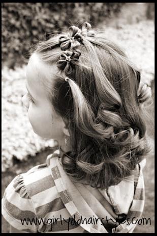 Sensational 37 Creative Hairstyle Ideas For Little Girls Short Hairstyles For Black Women Fulllsitofus