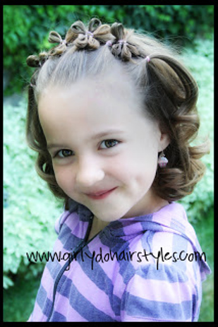 Amazing 37 Creative Hairstyle Ideas For Little Girls Hairstyles For Women Draintrainus