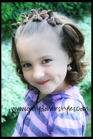 Phenomenal 37 Creative Hairstyle Ideas For Little Girls Short Hairstyles For Black Women Fulllsitofus