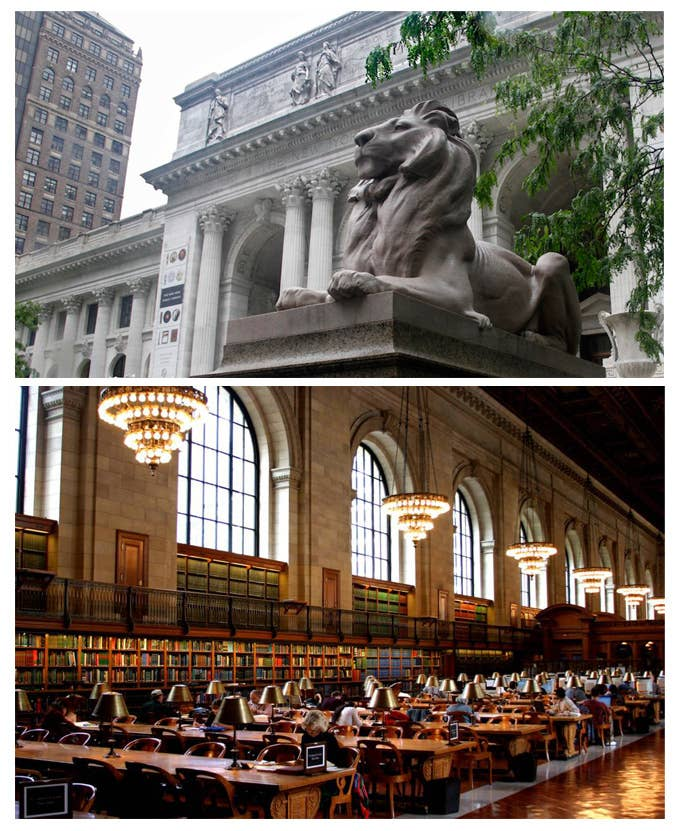 The Book Lover's Guide To The Big Apple