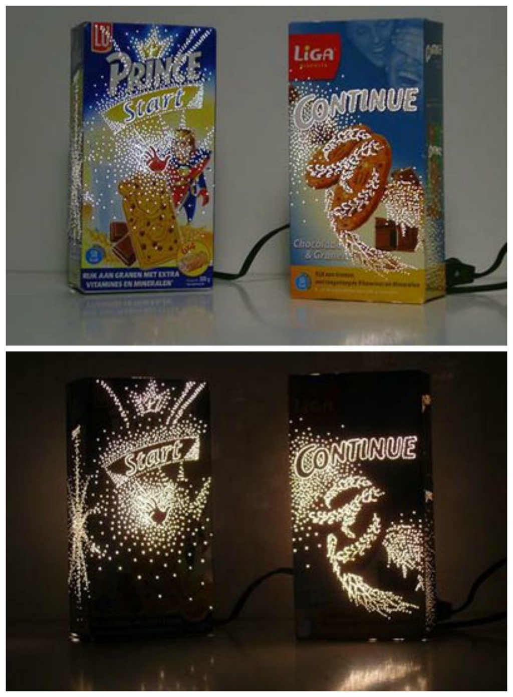 31 Things You Can Make Out Of Cereal Boxes