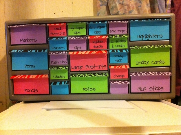 Classroom Organization Ideas Elementary ~ Clever organization hacks for elementary school teachers