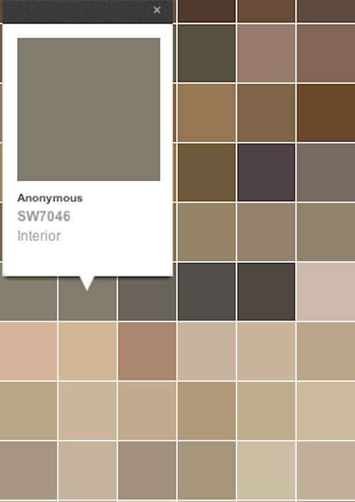 Paint Name the most bizarre interior paint shade names of all time