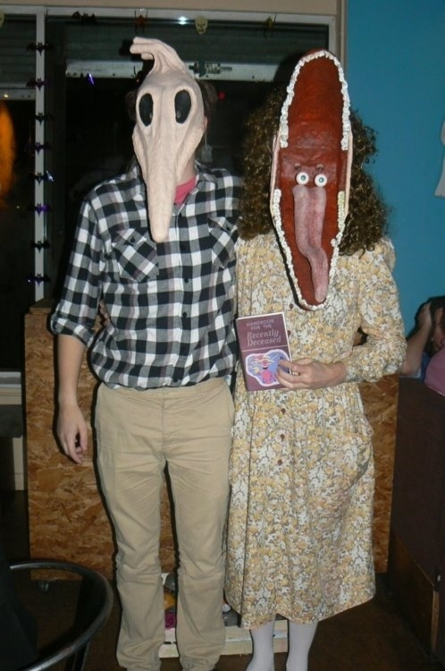 30 Unconventional Two Person Halloween Costumes