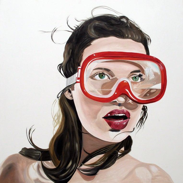 """""""Apnea"""" by Eloisa Ballivian"""
