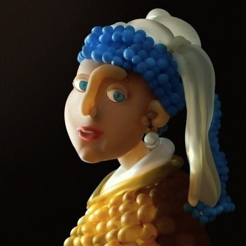 """Pearl Earring"" by Kelly Cheatle and Larry Moss"