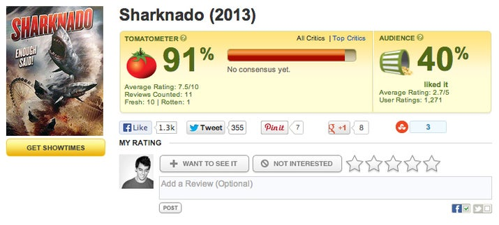 And Scored A  On Rotten Tomatoes Surpassing Dozens Of Other Brilliant Movies