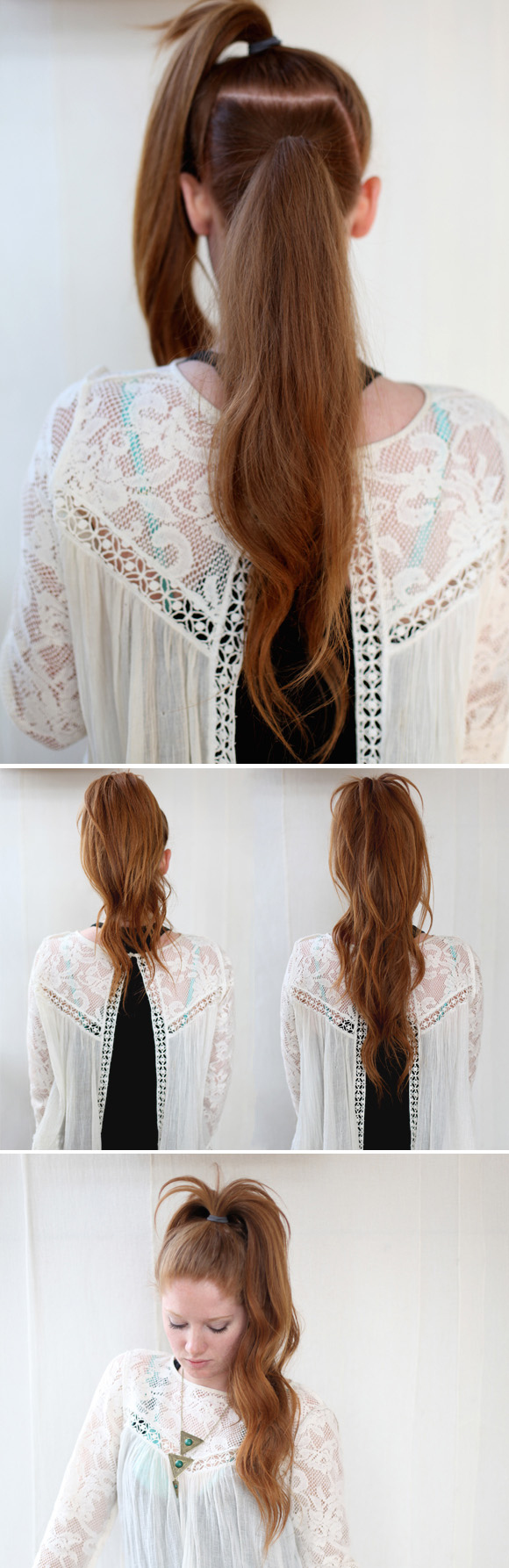 Groovy 23 Five Minute Hairstyles For Busy Mornings Hairstyle Inspiration Daily Dogsangcom