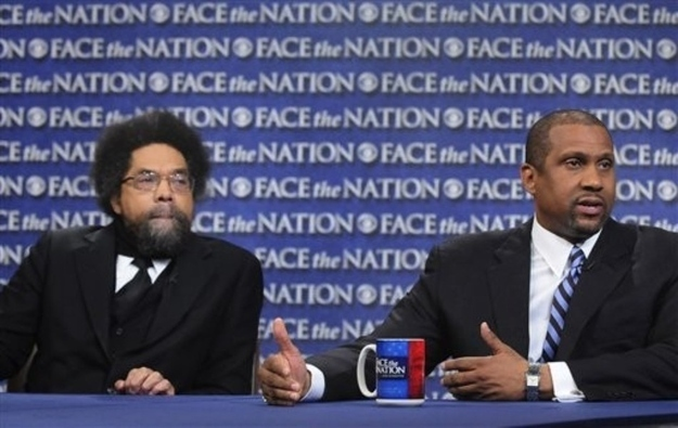 "Cornel West: It's ""Grounds For Impeachment"" If Obama Bombs Syria Without Congressional Approval"