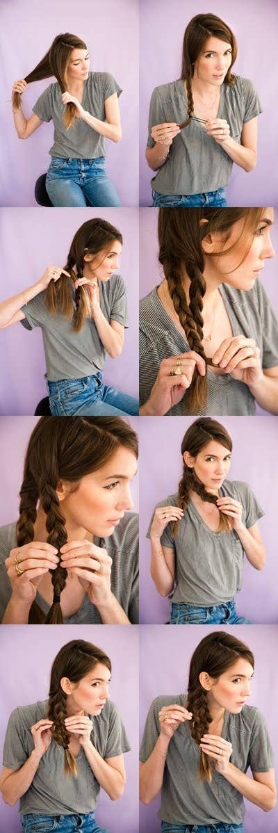 23 Five Minute Hairstyles For Busy Mornings