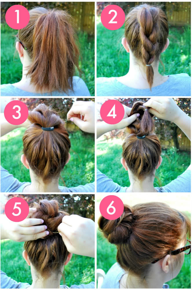 Super 23 Five Minute Hairstyles For Busy Mornings Short Hairstyles For Black Women Fulllsitofus