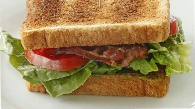The Mies Van Der Rohe Of Sandwiches Blt X27 S Represent Culinary Minimalism