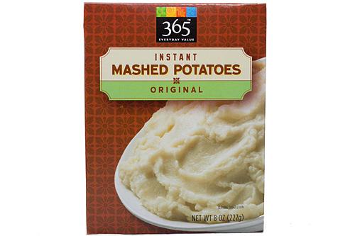 taste test the best instant mashed potatoes. Black Bedroom Furniture Sets. Home Design Ideas