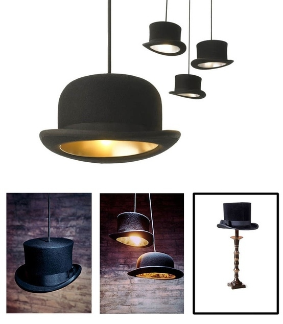 Get rid of all those extra bowler hats you have lying around with this project.