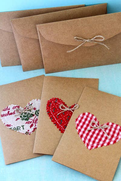 49 awesome diy holiday cards craft paper cards and envelopes solutioingenieria Images