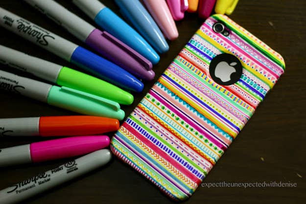 You X27 Ll Need The Full Rainbow Of Sharpies But This Would Make