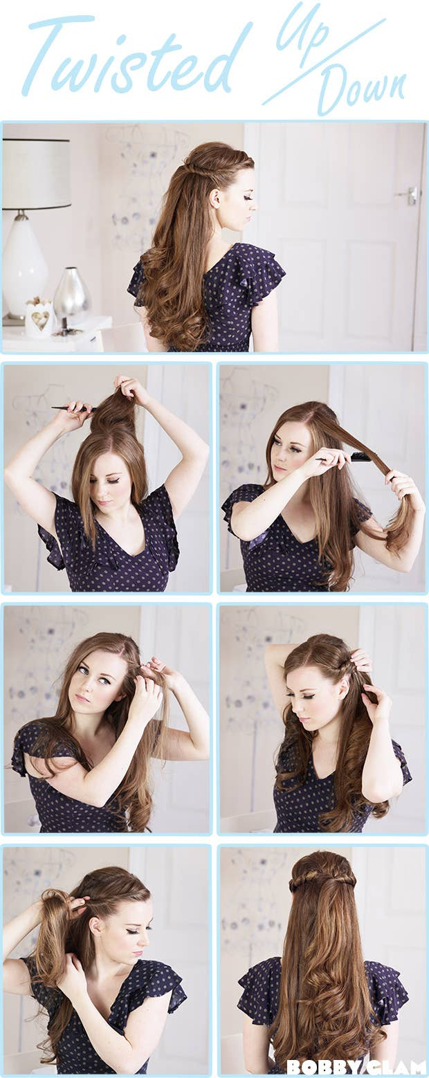 24 Statement Hairstyles For Your New Year S Eve Party