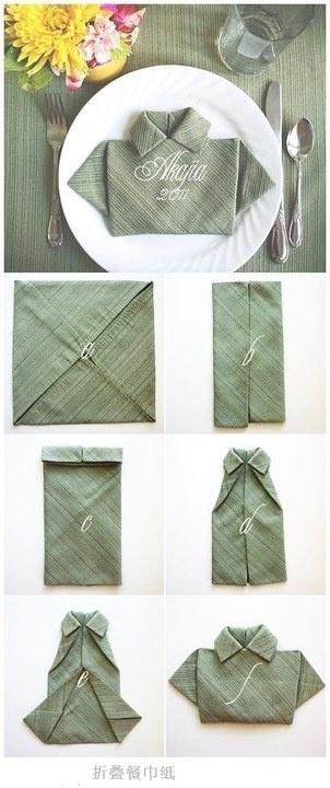 The T-Shirt Fold