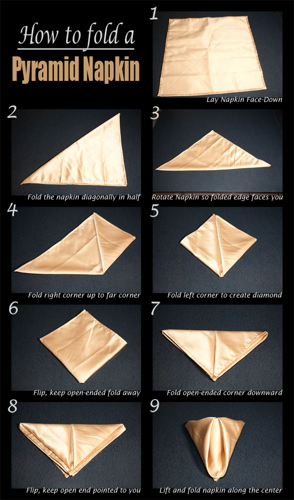 How to Fold Paper Napkins   LoveToKnow   1020x600
