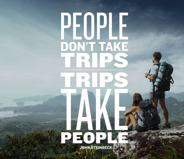 20 Inspiring Quotes That Will Make You Want To Travel The World