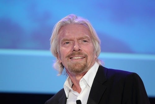 At just 16 years old, Branson founded The Student, a magazine he distributed to his fellows at Stowe School in England. He barely graduated and chose not to attend college, instead opting to sell popular records out of the church in which he ran the magazine. And thus, the start of Virgin Records.