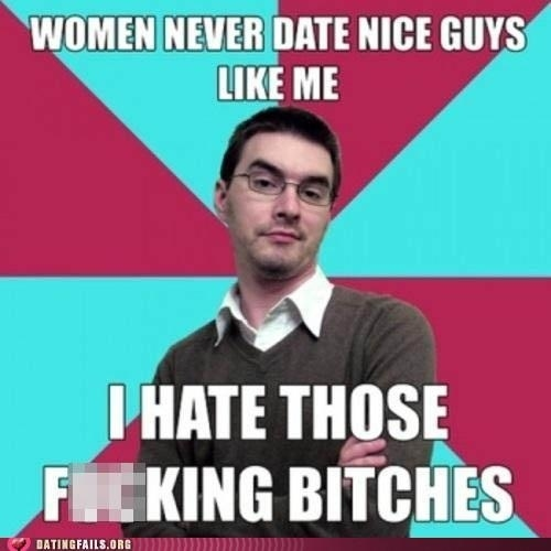 Dating an overly nice guy
