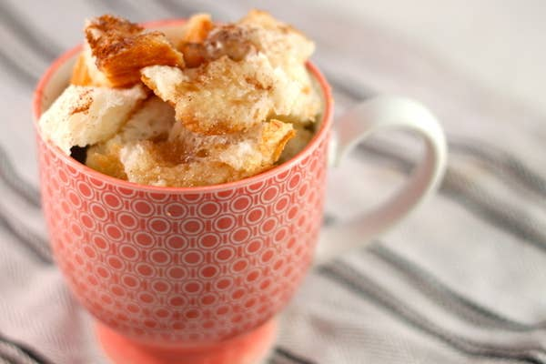 9 Must-try Mug Snacks - Easy Snacks You Make in a Cup!