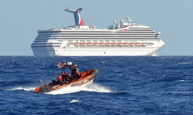 Disgusting Dispatches From The Cruise Ship Stranded In The ...