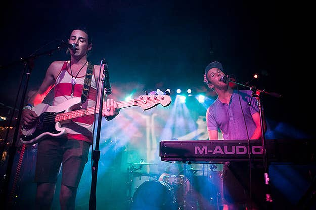 One of the gems of this year's lineup is Wildcat! Wildcat!, a band poised to breakout over the next year.