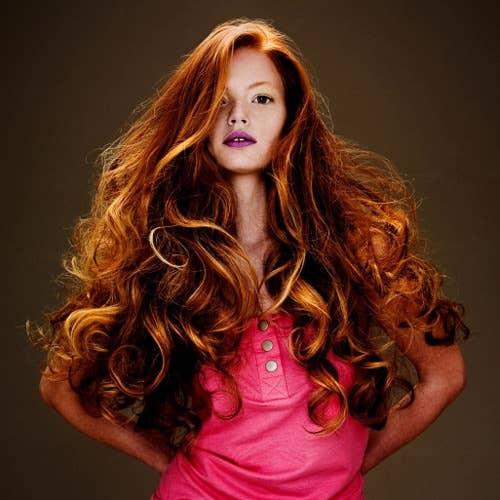 why do guys like redheads