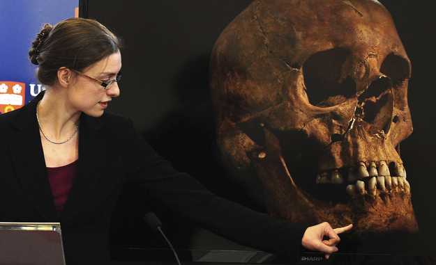 a study on the scientists identification of the life of king richard iii The details of richard iii's bloody battlefield death have been revealed  of  richard iii's death have been identified on the skeleton suspected to be  them,'  dr bonney said of the researchers' study of the king's battle wounds.