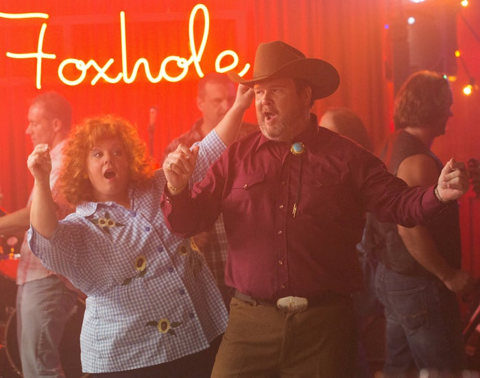 """In Identity Thief, a mild-mannered money manager named Sandy Patterson (Jason Bateman) falls for a phishing scam by a lifelong con artist named Diana (Melissa McCarthy), and the only way to get his identity back is to find Diana at her home in Florida and bring her back to the authorities in Denver, where he lives.It's a nice stretch of road for the characters to travel, but if Mazin had has his way, Diana would have been dancing with Eric Stonestreet's """"Big Chuck"""" in a very different location. """"I wanted a road trip that went from Portland, Ore. to Boston,"""" he says. """"I think part of road trips is showing you the country. I've done the northern route across the United States. It's a beautiful drive and it's underserved. Road trip comedies seem to want to go through the middle of the country, or up and down a coast. And there's that northern route where you go through the Badlands and through the rust belt. I love that America. That was the story I wanted to tell.""""Alas, the generous tax breaks for film production in Georgia proved too tantalizing for the suits at Universal to ignore. """"Their initial suggestion was, 'How about a road trip from Miami to Atlanta?'"""" says Mazin with a chuckle. """"I said that's really not a road trip. That's just a drive. That's a 'drive movie.' So when all was said and done, the best we could do was Florida to Denver, which is a fairly nondescript road trip. Not my first choice, what can I say?"""""""