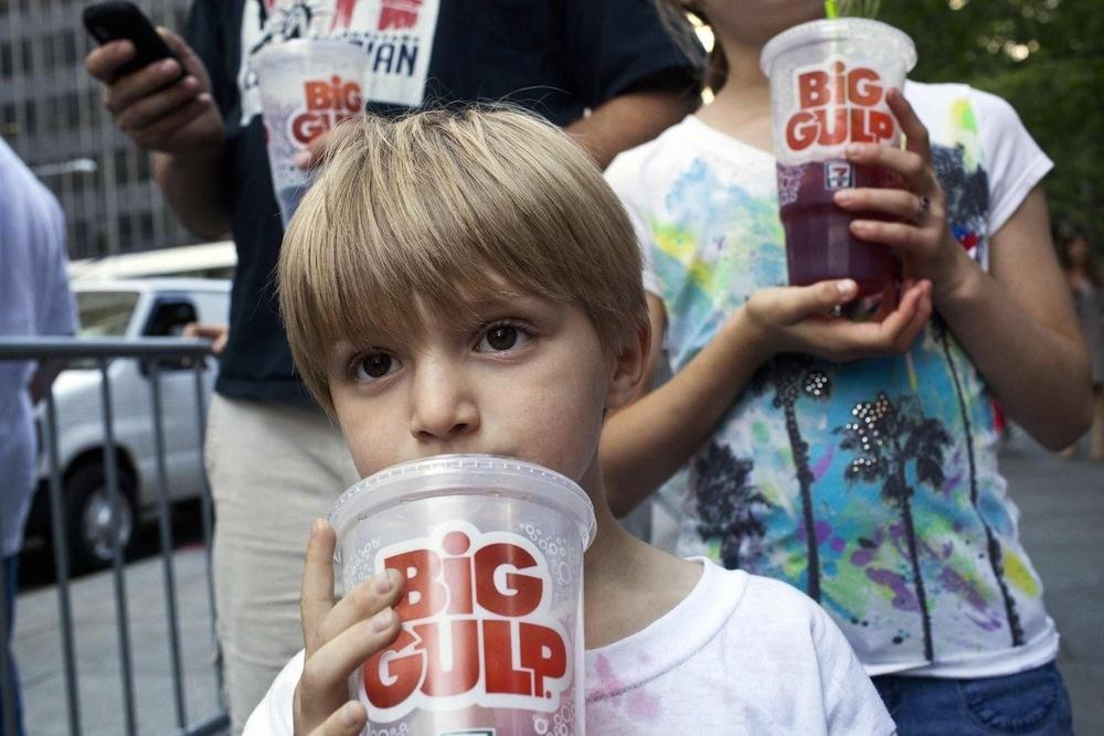 Judge Invalidates NYC Large Sugary Drink Ban