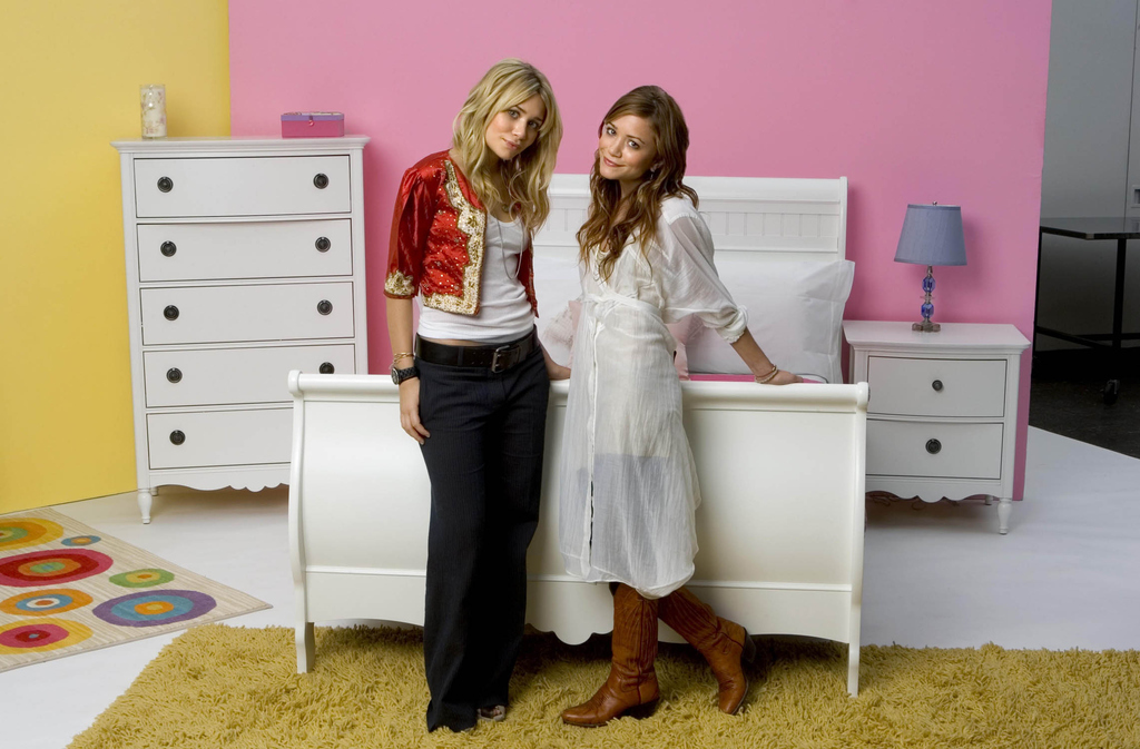 Mary Kate And Ashley Olsen Designed Teen Bedroom Furniture