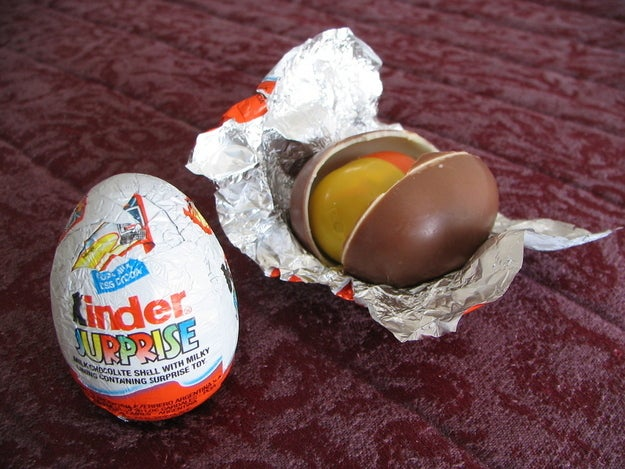 Where To Buy Kinder Eggs