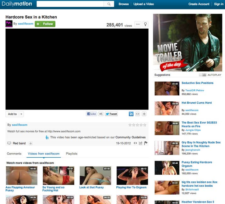 Everything you need to know about dailymotion youtubes dark alter ego share on facebook share ccuart Choice Image