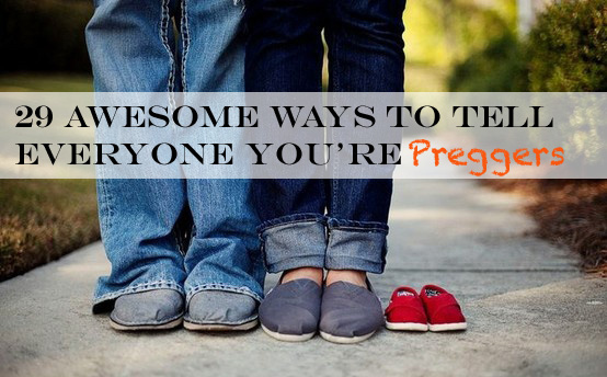 Tell Your Parents You Re Pregnant