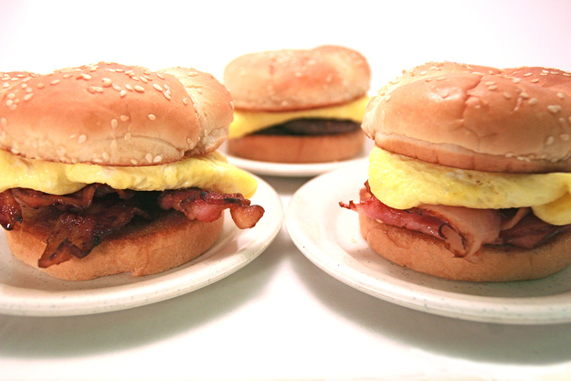 a critique of american sandwich The american breakfast biscuit sandwich renaissance is here, with more and more chains embracing the typically southern breakfast meal even national chains like mcdonald's, wendy's, and burger king are offering them across the country we tried them all and found that wendy's makes the absolute best, despite its limited breakfast menu.