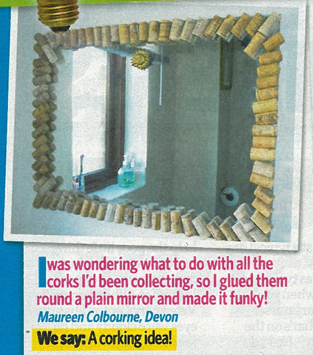 The question is, why on Earth would you collect corks?