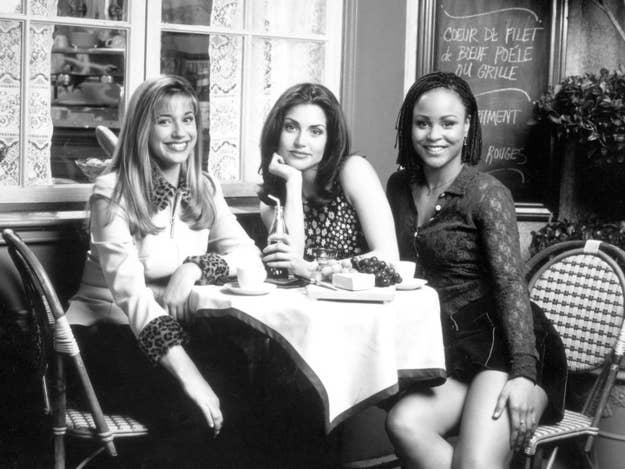 """1997–1999, USA network. Peter Engel, the genius behind the Saved by the Bell franchise, created this show about six friends enrolled at the """"American Academy"""" (cool name, Engel) boarding school in Paris, France. """"Notable"""" guest stars included Shannon Elizabeth, Mario Lopez, and Kelly Packard. USA! USA! USA!"""