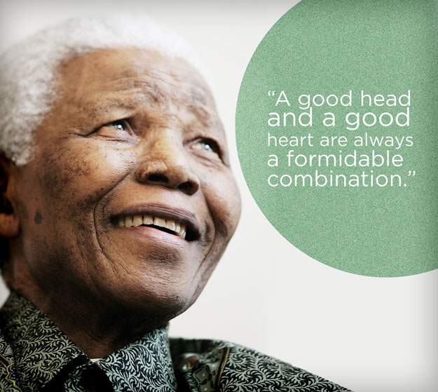 Famous Quotes Of Nelson Mandela: 15 Of Nelson Mandela's Most Inspiring Quotes