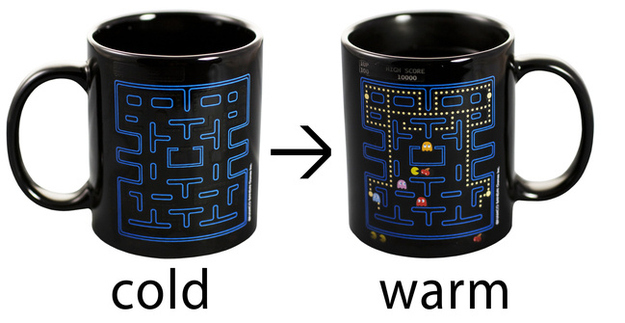 For the Pac-Man fanatic: