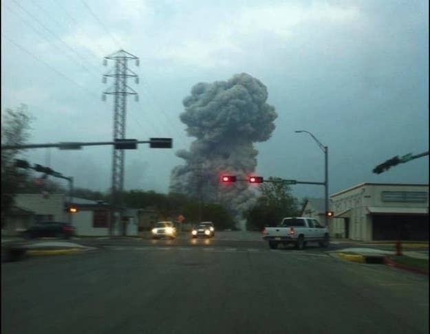 Massive Explosion In Texas Kills Up To 15, Leaves 160 Wounded