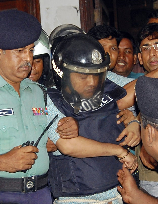 "Bangladeshi media say Rana was involved in illegal activity relating to guns and drugs. The New York Times reports that ""it appears that the tragedy could have been averted if the frantic warnings of an engineer who examined the building the day before had been heeded."" Many of the workers at Rana Plaza made as little as $40 a month."