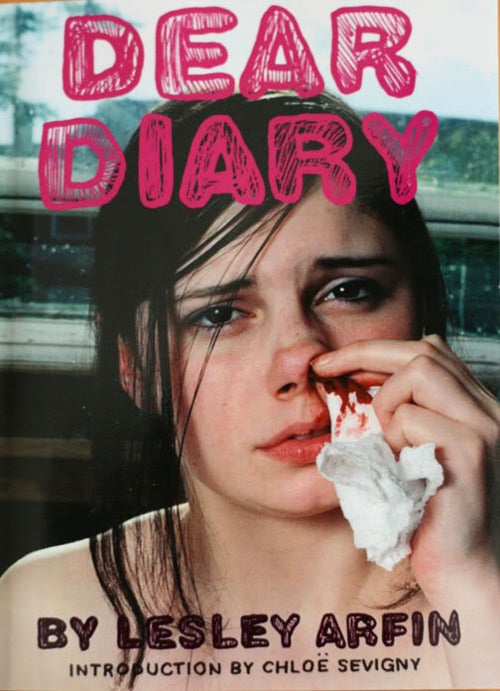 Arfin revisits her funny, dark diary entries from the ages of 12 through 25. There's lots to relate to here, and also some deeply cautionary tales.